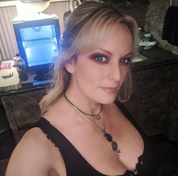 Stormy Daniels Says Melania Trump Sold Her P***y After